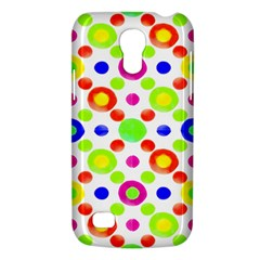 Multicolored Circles Motif Pattern Galaxy S4 Mini