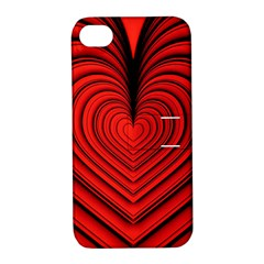 Ruby s Love 20180214072910091 Apple Iphone 4/4s Hardshell Case With Stand