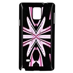 Katties Mirror 1518606206118 Samsung Galaxy Note 4 Case (black)