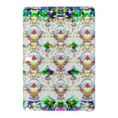 Nine Little Cartoon Dogs In The Green Grass Samsung Galaxy Tab Pro 10 1 Hardshell Case