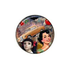 Out In The City Hat Clip Ball Marker (4 Pack)