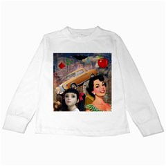 Out In The City Kids Long Sleeve T Shirts