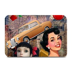 Out In The City Plate Mats