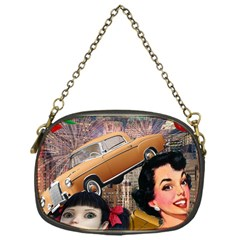 Out In The City Chain Purses (one Side)