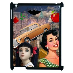 Out In The City Apple Ipad 2 Case (black)