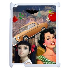 Out In The City Apple Ipad 2 Case (white)