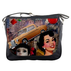 Out In The City Messenger Bags