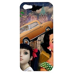 Out In The City Apple Iphone 5 Hardshell Case