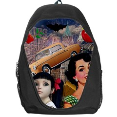 Out In The City Backpack Bag