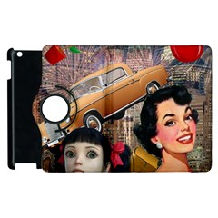 Out In The City Apple Ipad 2 Flip 360 Case