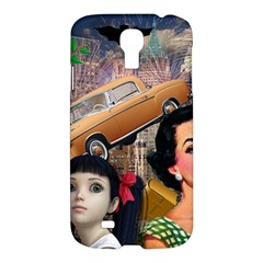 Out In The City Samsung Galaxy S4 I9500/i9505 Hardshell Case