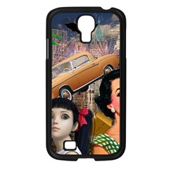 Out In The City Samsung Galaxy S4 I9500/ I9505 Case (black)
