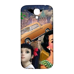 Out In The City Samsung Galaxy S4 I9500/i9505  Hardshell Back Case