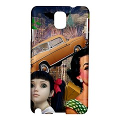 Out In The City Samsung Galaxy Note 3 N9005 Hardshell Case