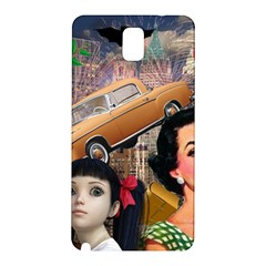 Out In The City Samsung Galaxy Note 3 N9005 Hardshell Back Case