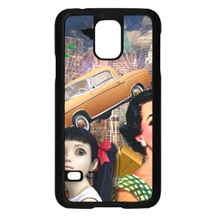 Out In The City Samsung Galaxy S5 Case (black)