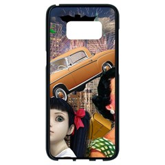 Out In The City Samsung Galaxy S8 Black Seamless Case