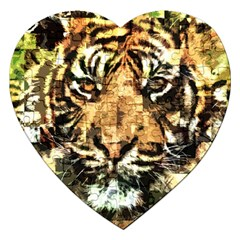 Tiger 1340039 Jigsaw Puzzle (heart)