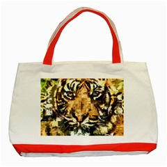 Tiger 1340039 Classic Tote Bag (red)
