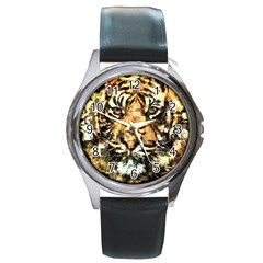 Tiger 1340039 Round Metal Watch