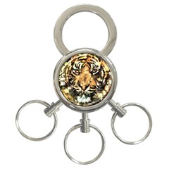 Tiger 1340039 3 Ring Key Chains