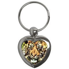 Tiger 1340039 Key Chains (heart)