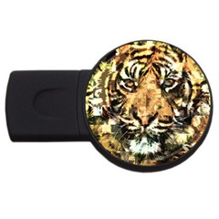 Tiger 1340039 Usb Flash Drive Round (4 Gb)