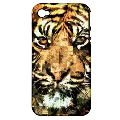 Tiger 1340039 Apple Iphone 4/4s Hardshell Case (pc+silicone)