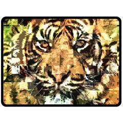 Tiger 1340039 Fleece Blanket (large)