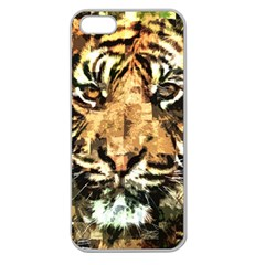 Tiger 1340039 Apple Seamless Iphone 5 Case (clear)