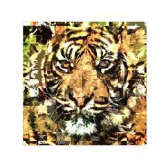 Tiger 1340039 Small Satin Scarf (square)