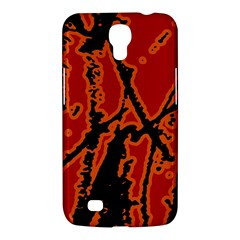 Vivid Abstract Grunge Texture Samsung Galaxy Mega 6 3  I9200 Hardshell Case