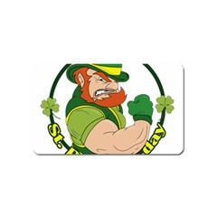St  Patricks Day Magnet (name Card)