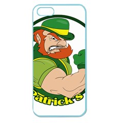 St  Patricks Day Apple Seamless Iphone 5 Case (color)