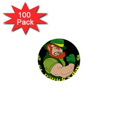 St  Patricks Day 1  Mini Buttons (100 Pack)