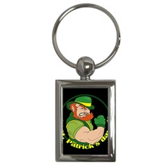 St  Patricks Day Key Chains (rectangle)