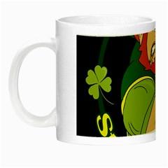 St  Patricks Day Night Luminous Mugs