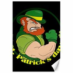 St  Patricks Day Canvas 20  X 30
