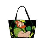 St. Patricks day Shoulder Handbags Front