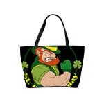 St. Patricks day Shoulder Handbags Back