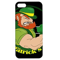 St  Patricks Day Apple Iphone 5 Hardshell Case With Stand