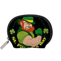 St  Patricks Day Accessory Pouches (small)