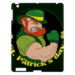 St  Patricks Day Apple Ipad 3/4 Hardshell Case
