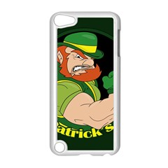 St  Patricks Day Apple Ipod Touch 5 Case (white)