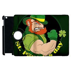 St  Patricks Day Apple Ipad 3/4 Flip 360 Case