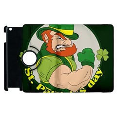 St  Patricks Day Apple Ipad 2 Flip 360 Case