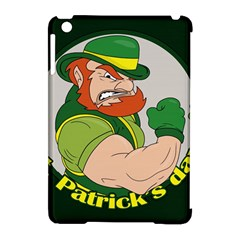 St  Patricks Day Apple Ipad Mini Hardshell Case (compatible With Smart Cover)