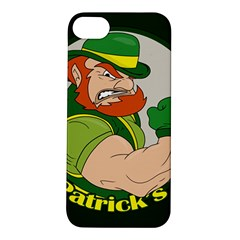 St  Patricks Day Apple Iphone 5s/ Se Hardshell Case