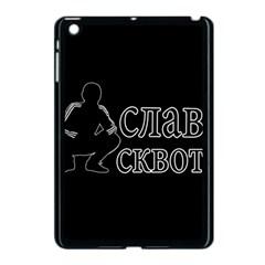 Slav Squat Apple Ipad Mini Case (black)
