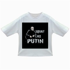 Squat Like Putin Infant/toddler T Shirts